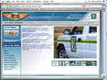 sign company web site design Lloyd Signs Co.