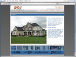 web site design, builder contractor wiston-salem nc