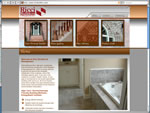 builder contractor web site design
