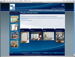 builder contractor supply company web site design